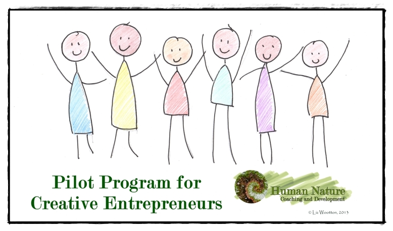 Creative business training entrepreneur coaching